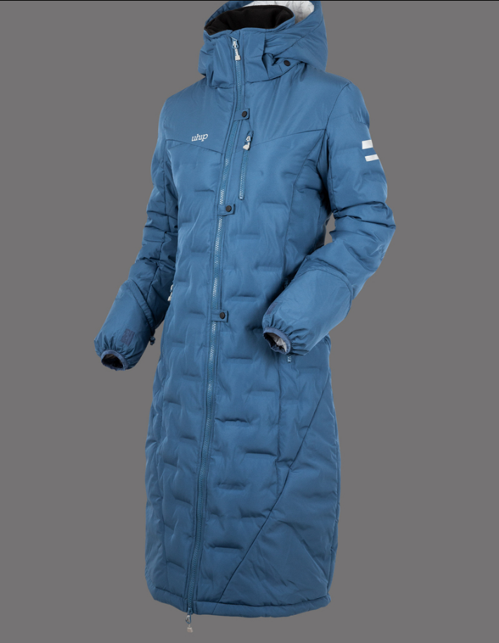 UHIP Coat Ice Stellar Blue(1)