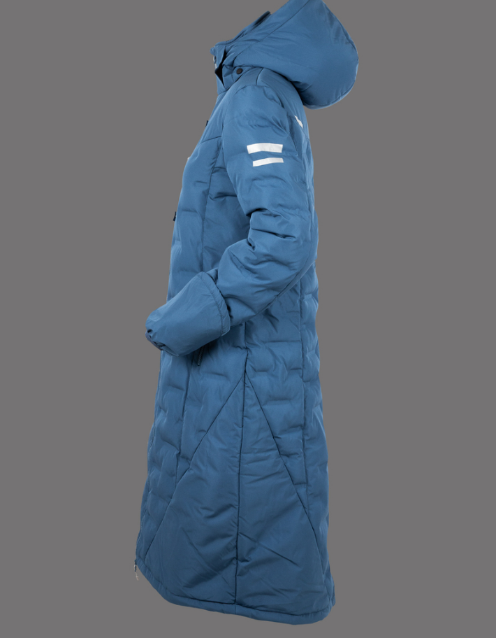 UHIP Coat Ice Stellar Blue(3)