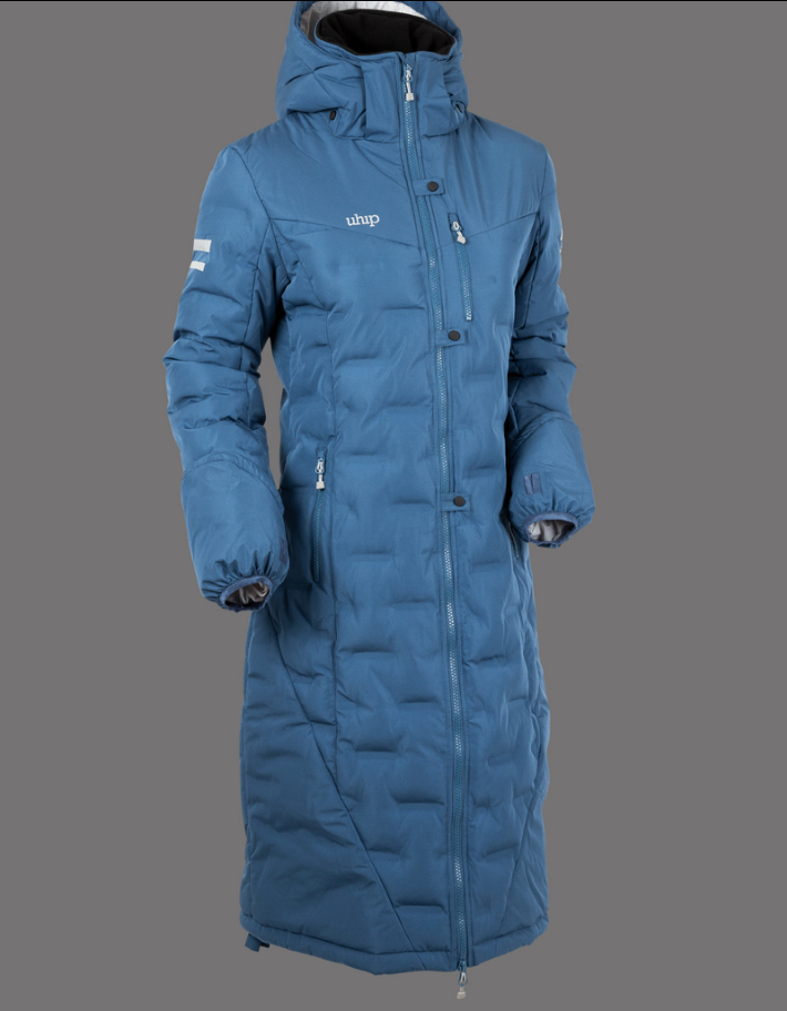 UHIP Coat Ice Stellar Blue
