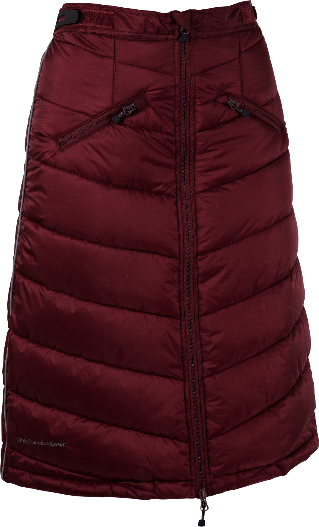 UHIP Thermal skirt Nordic Zinfandel red3