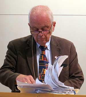 Bengt Göransson letar fram citat