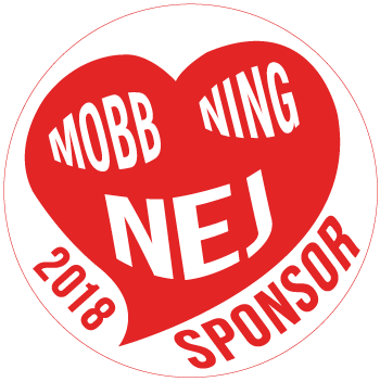 Nej-Mobbning 2018 sponsor