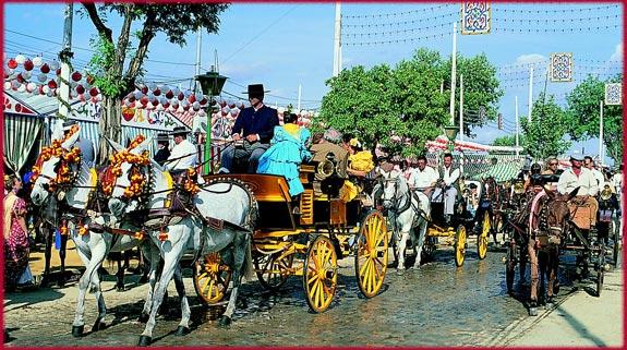 Feria i Sevilla