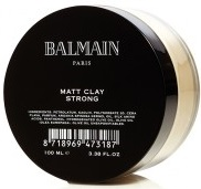 Balmain Matte Clay Strong // 100ml - Balmain Matte Clay Strong