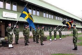 ÖB besöker FMTS och garnisonsn chefer tar emot ÖB