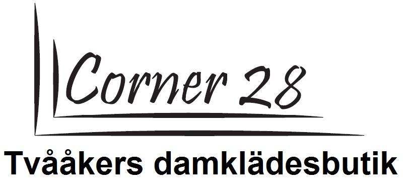 Logo med Tvååkers damklädesbutik