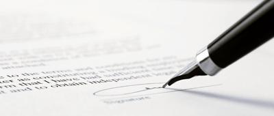 Tydlighet och avtal som underlättar