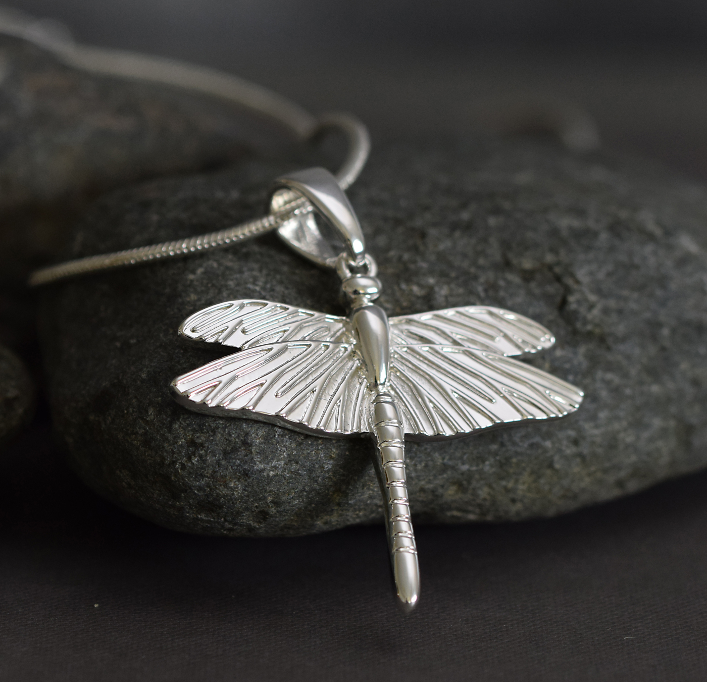 Halsband Dragon Fly  IMAGE BY ME HA W161101S