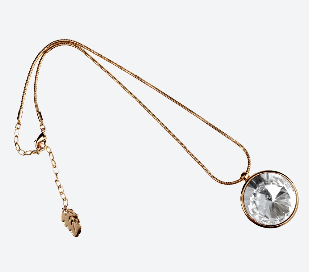 Halsband The Zen Amulet IMAGE BY ME MILJÖ W141103-45G W (2)