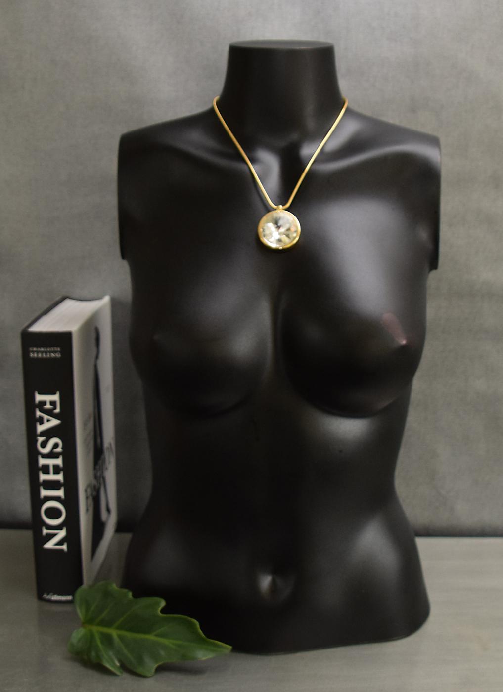 Halsband The Zen Amulet IMAGE BY ME MILJÖ W141103-45G W