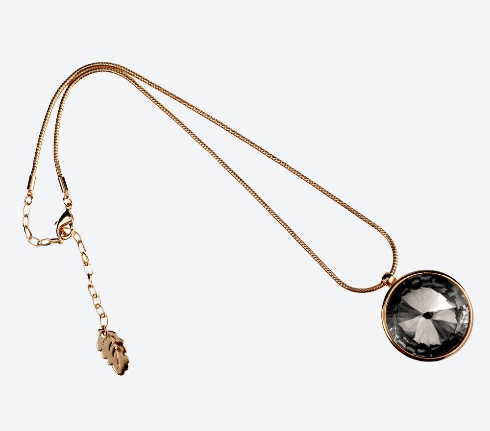 Halsband The Zen Amulet IMAGE BY ME MILJÖ W141103-45 G SM