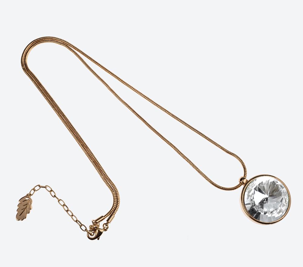 Halsband The Zen Amulet IMAGE BY ME MILJÖ W141103-75G W