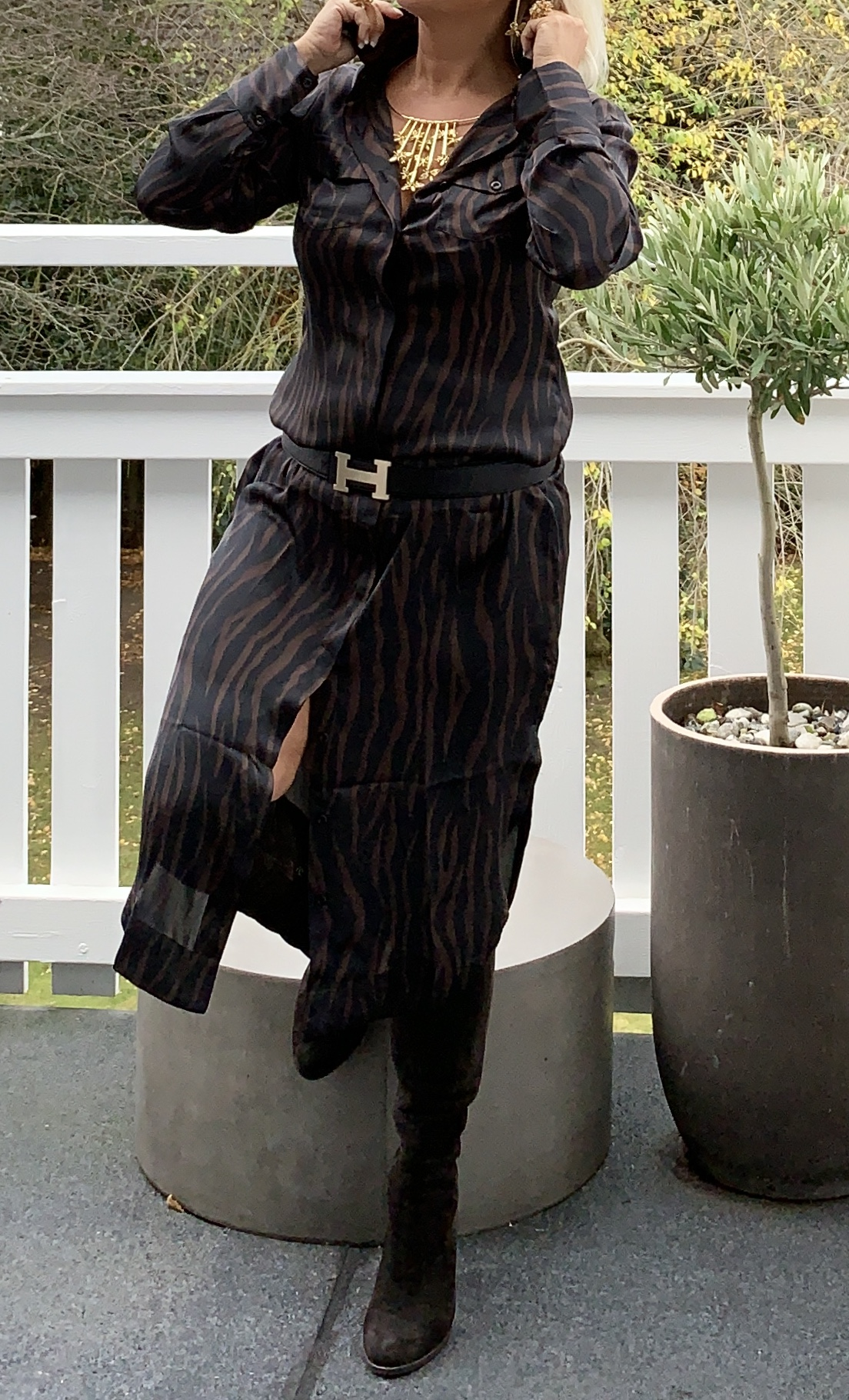 Harper-Dress-Terra-Zebra- image by me