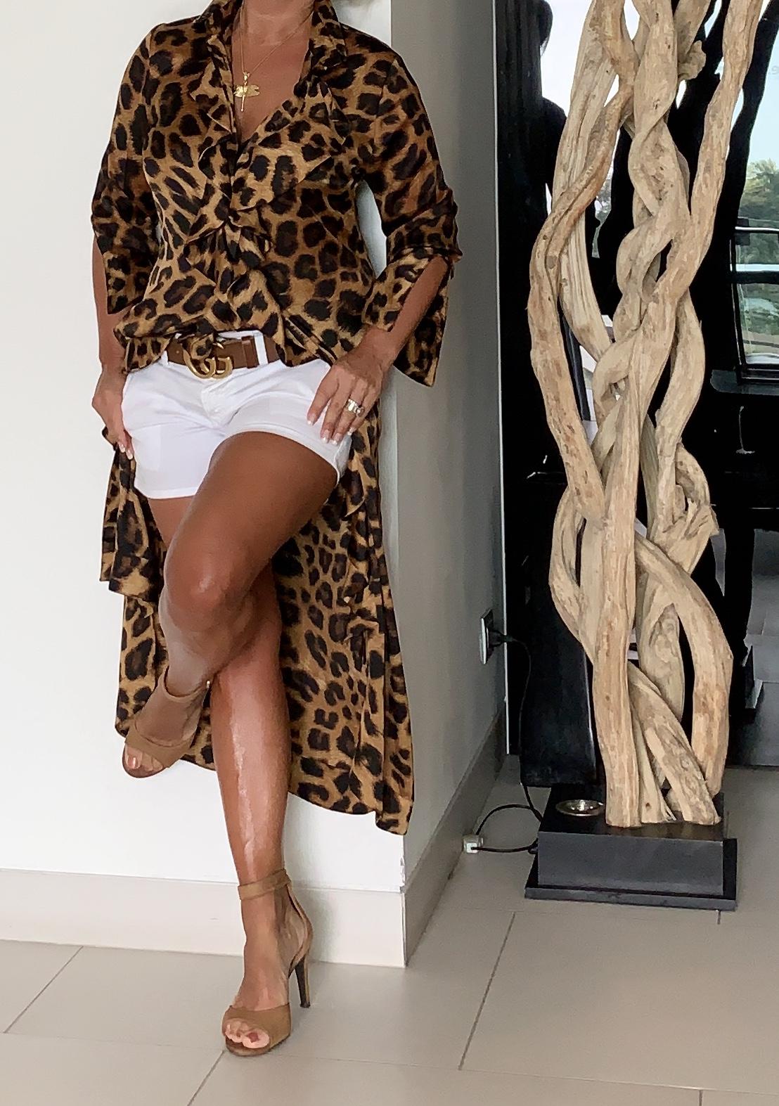 IMAGE BY ME Leopard-Ruffle-Kimono