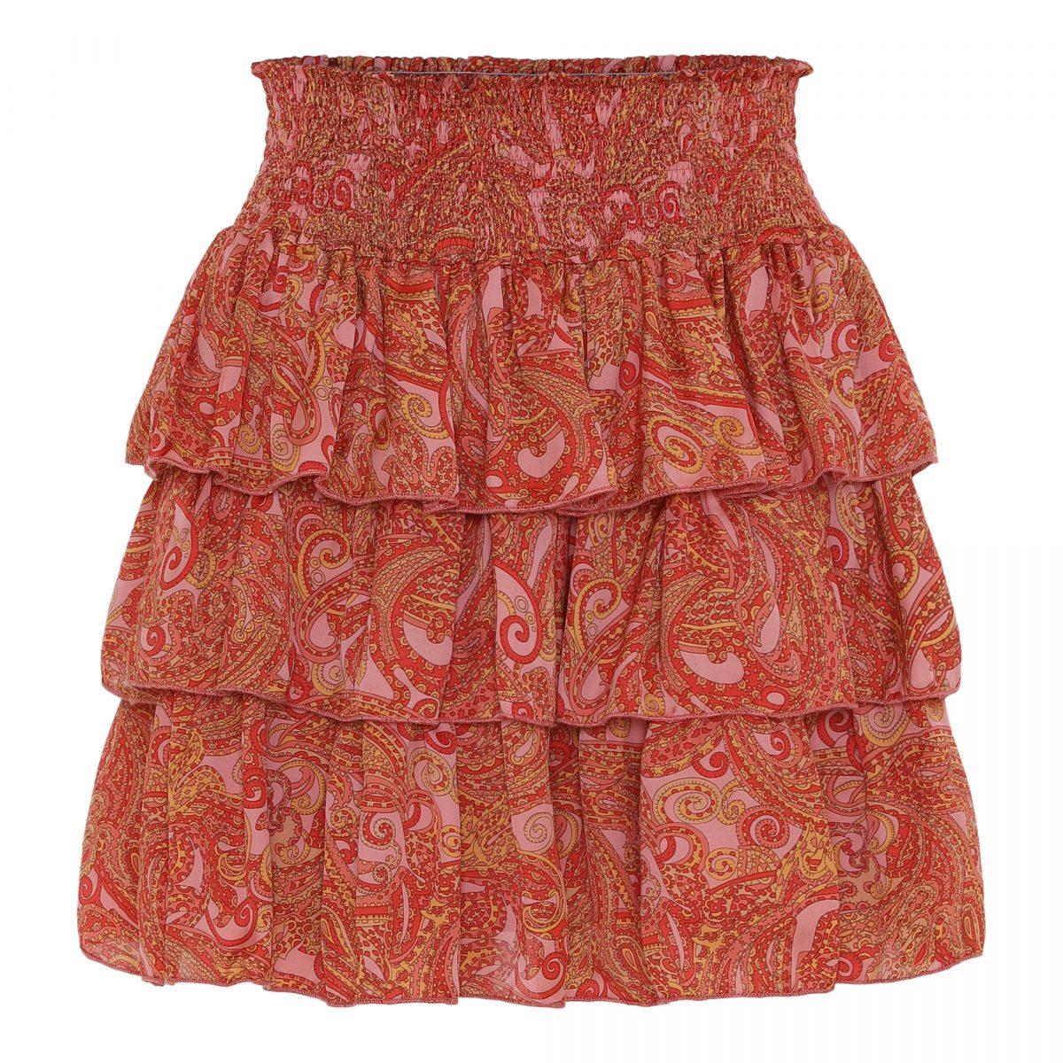 Selma-Skirt-Pink-Paisley- image by me karmamia