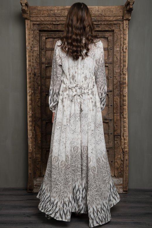 Jsquad - Silk Sahara Kimono IMAGE BY ME