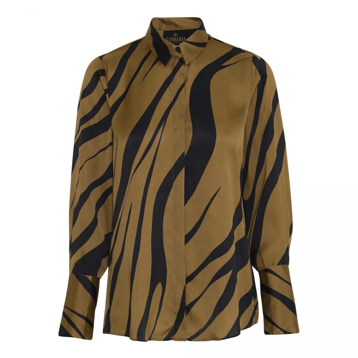 Zoe-Shirt-Gold-Tiger KARMAMIA IMAGE BY ME