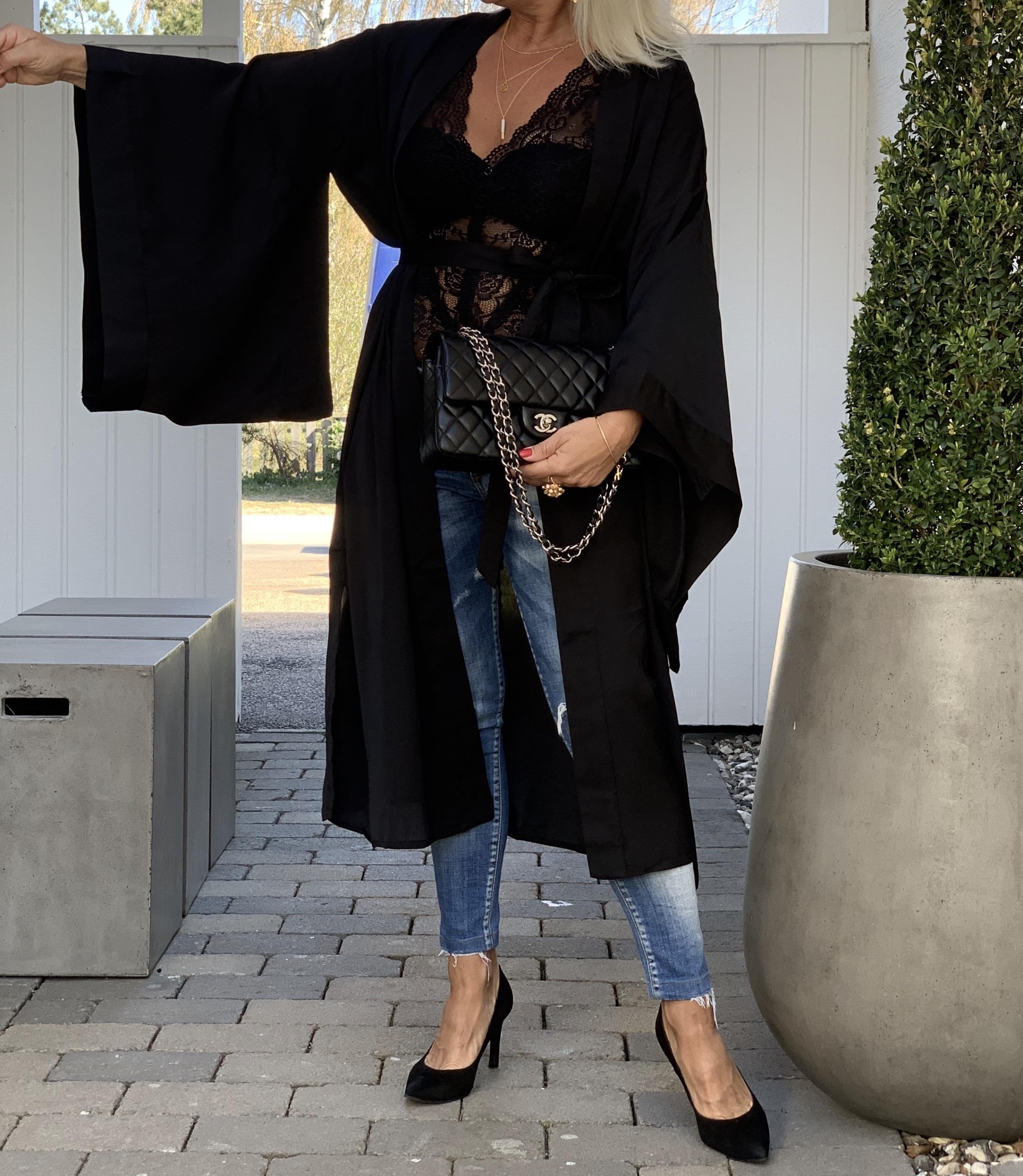 Daily Elegance Kimono IMAGE BY ME