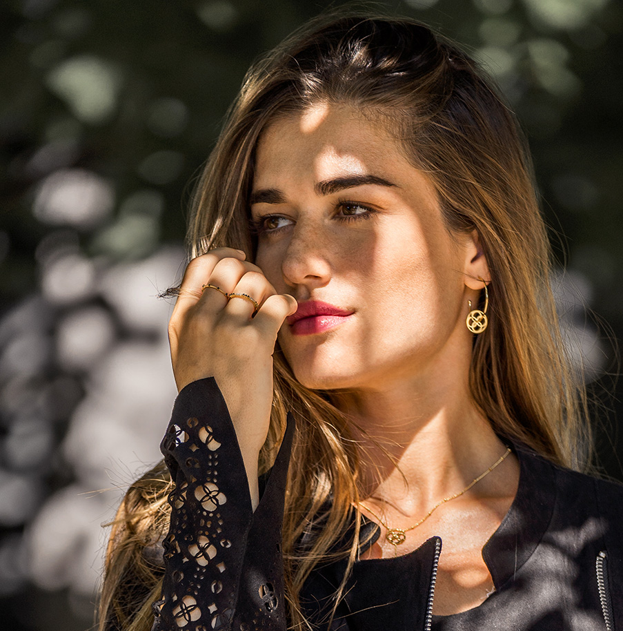 Daily Elegance Kawajita Earring IMAGE BY ME 1