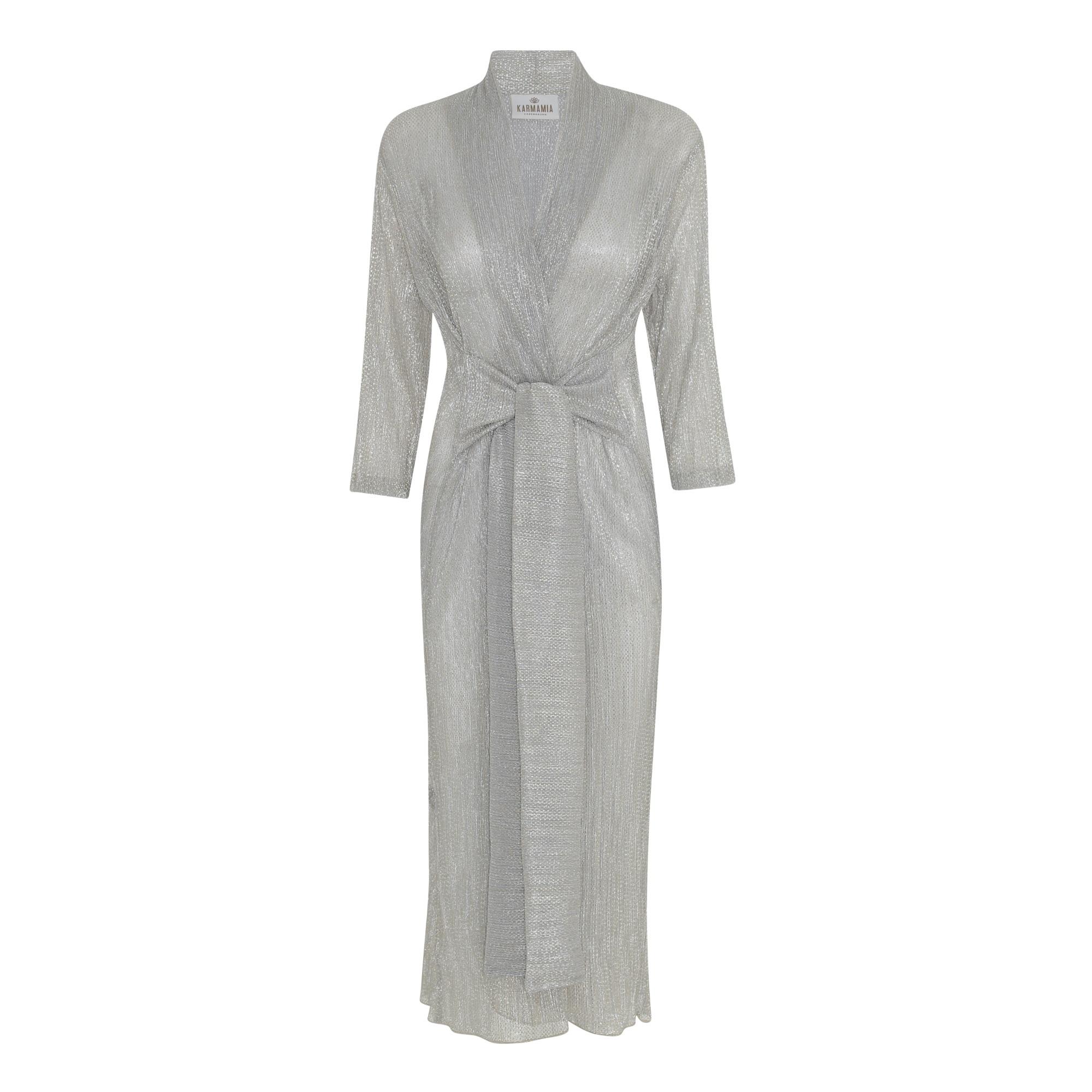Hailey-Wrap-Kimono-White-Gold KARMAMIA IMAGE BY ME
