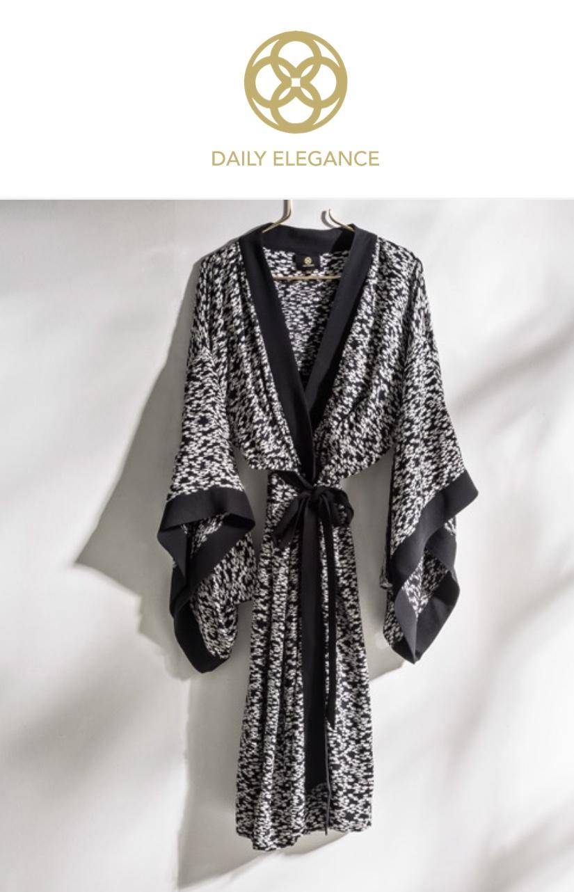 Aogashima Kimono