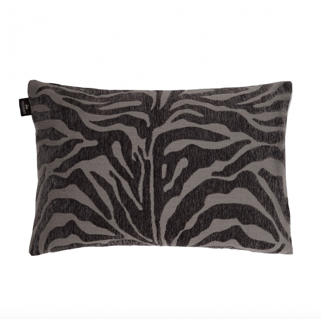 zebra-jacquard-grå IMAGE BY ME Adamsbro
