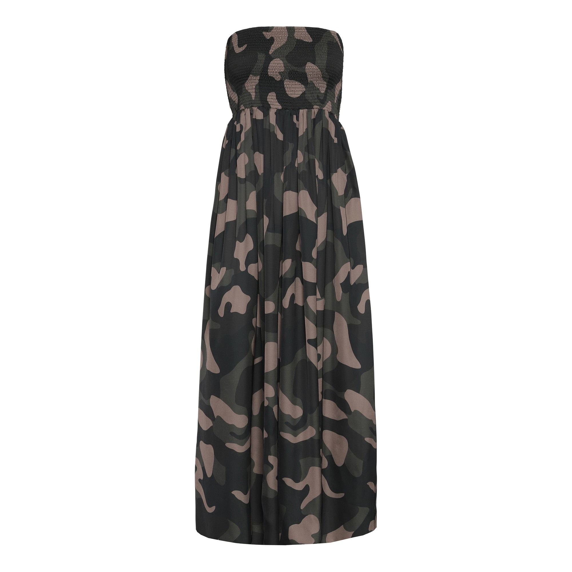 Karmamia IMAGE BY ME Juliette Dress - Camouflage