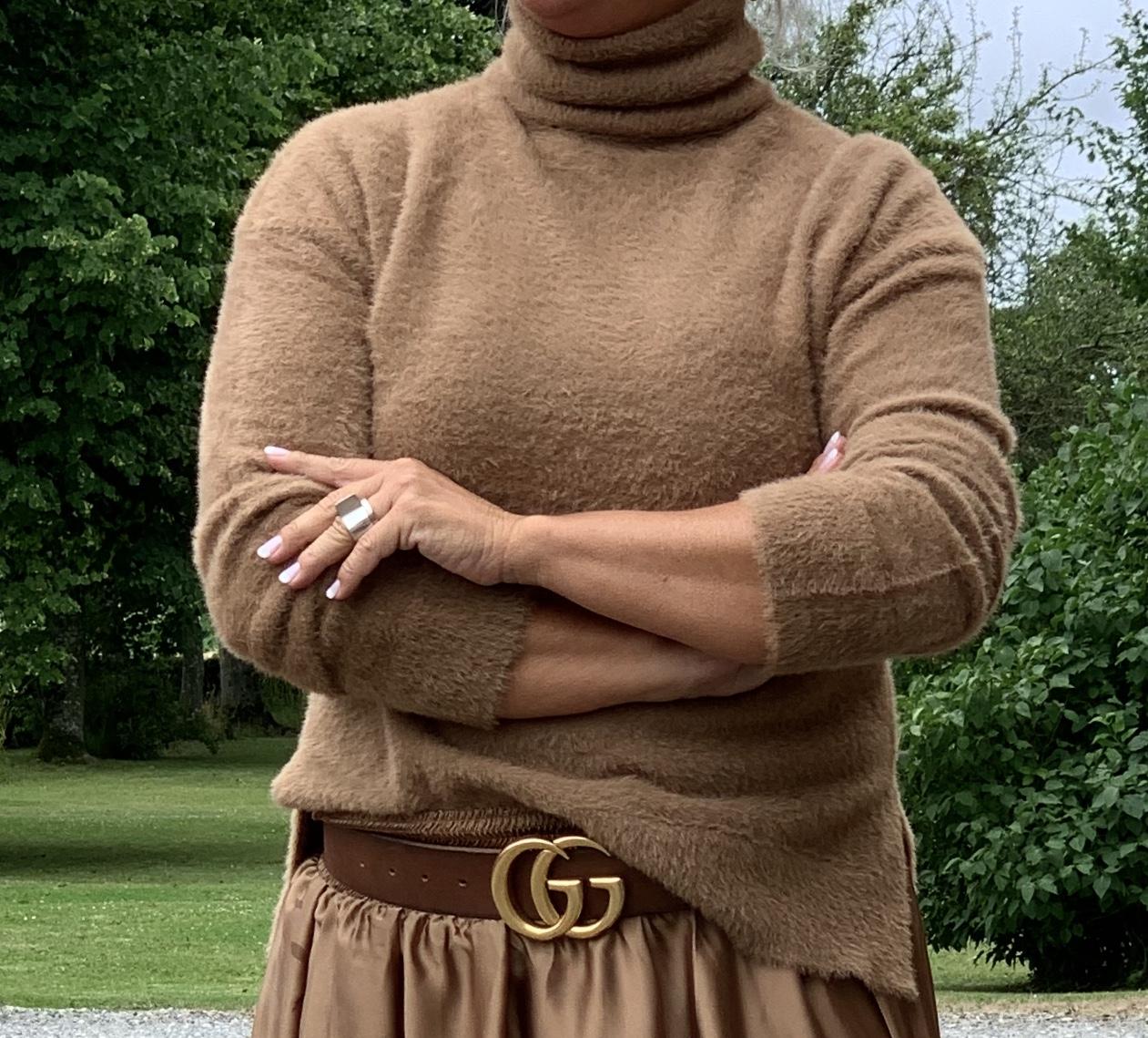 Allana Blouse knit NU DENMARK IMAGE BY ME