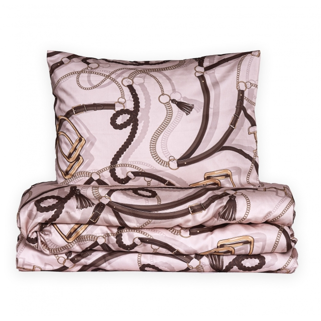 Equestrian Hotel Satin Quilt Cover and pillowcase image by me.jpg 1