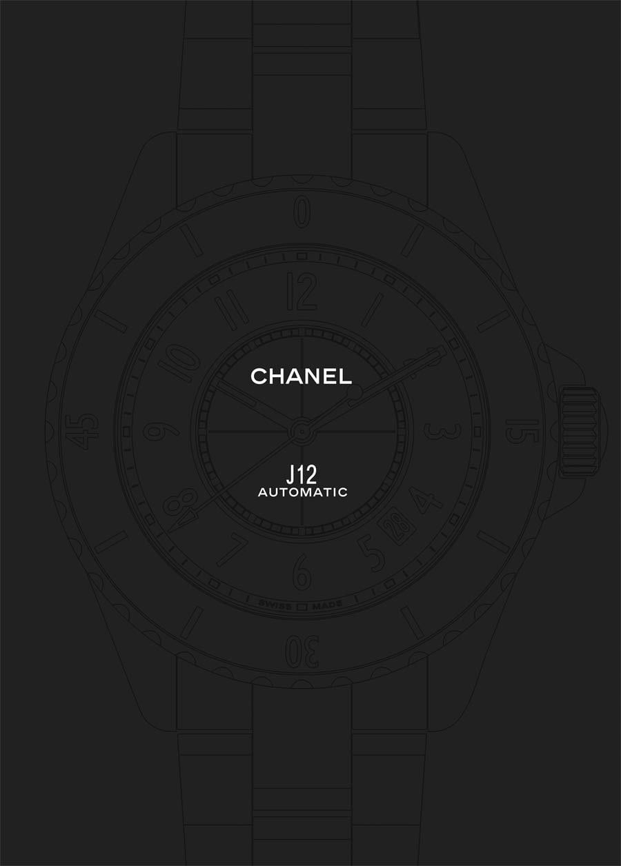 CHANEL Eternal Instant – Chanel J12