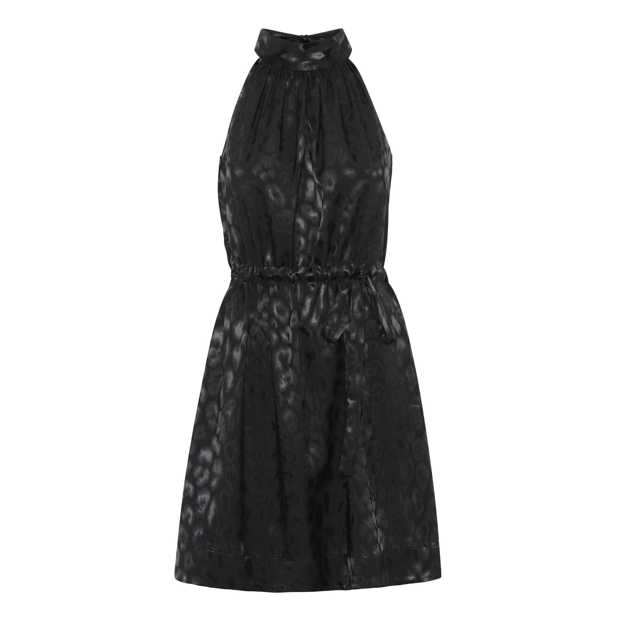 Black-Leo-Constance-Dress KARMAMIA IMAGE BY ME