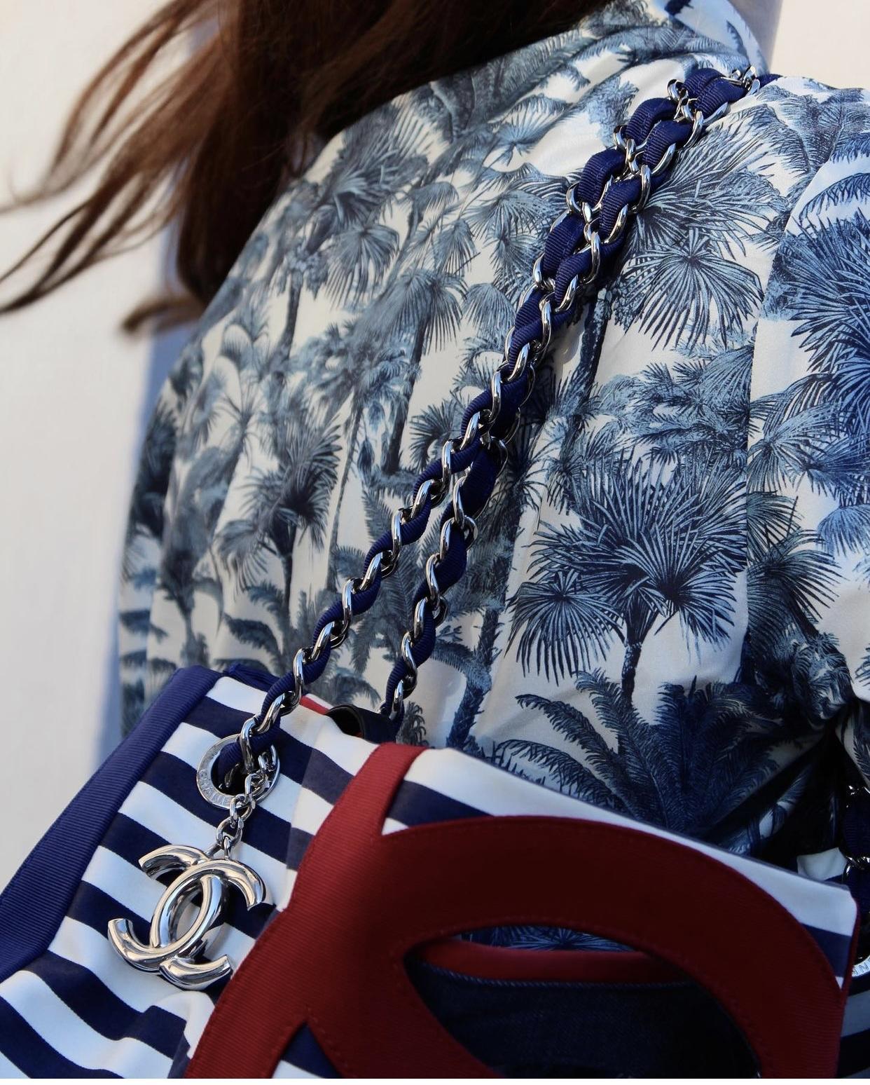 KARMAMIA Zoe Shirt - Malibu IMAGE BY ME