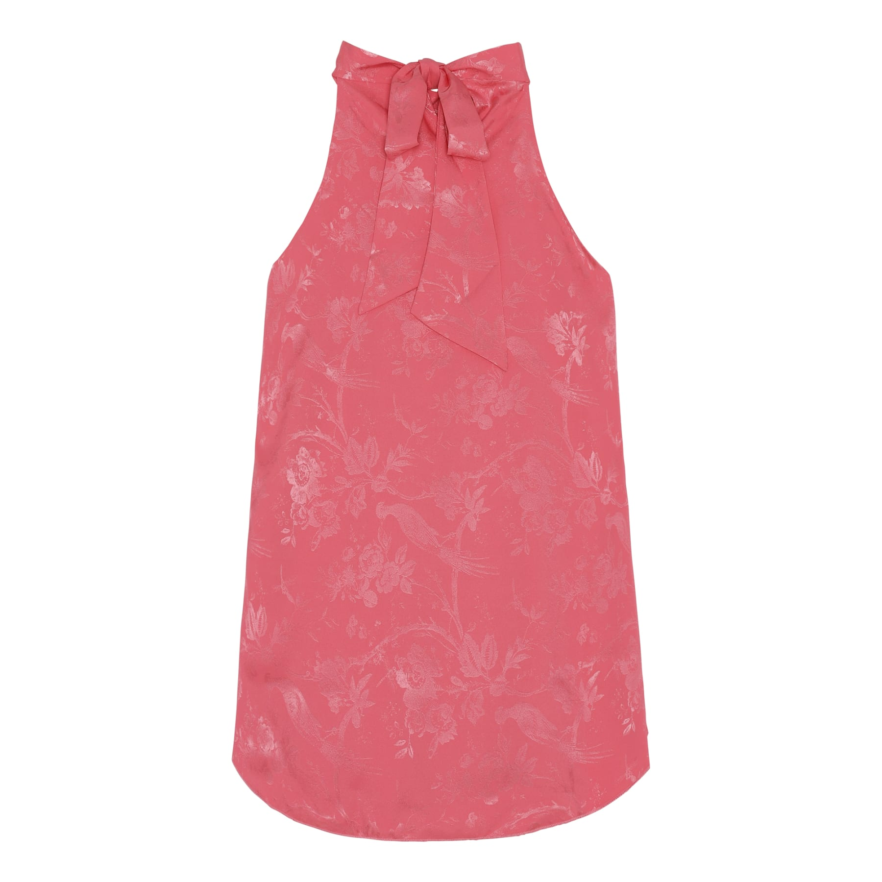 Eloise Top - Provence Jacquard Pink 1