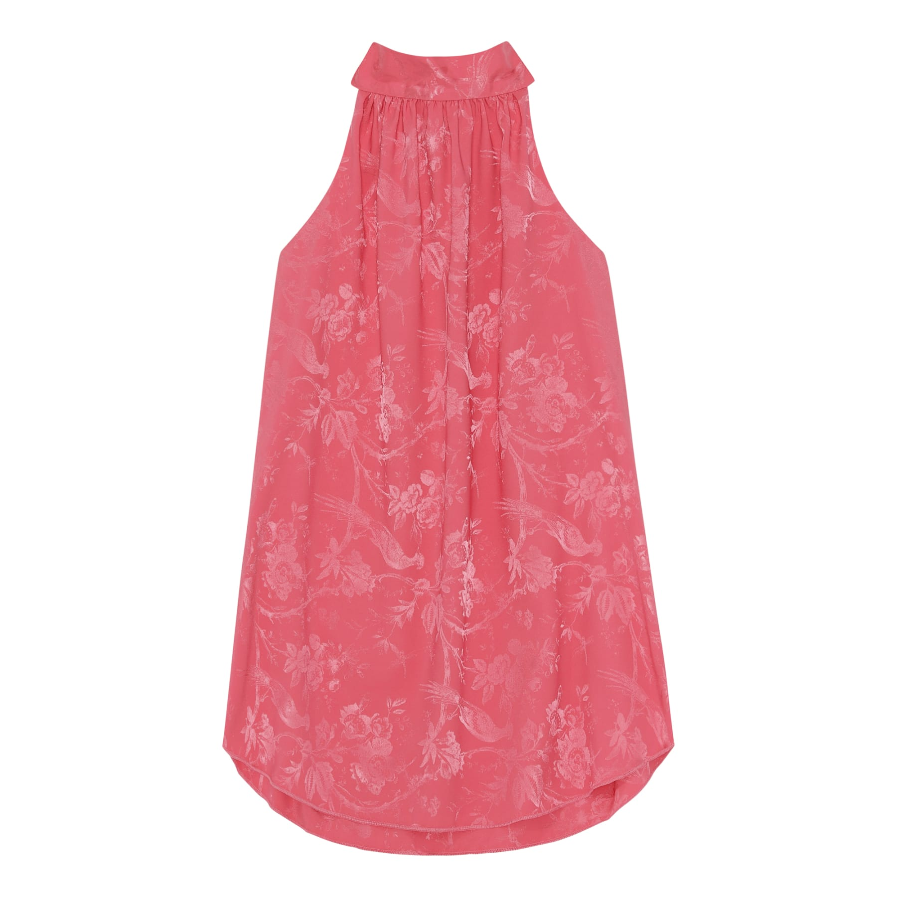 Eloise Top - Provence Jacquard Pink