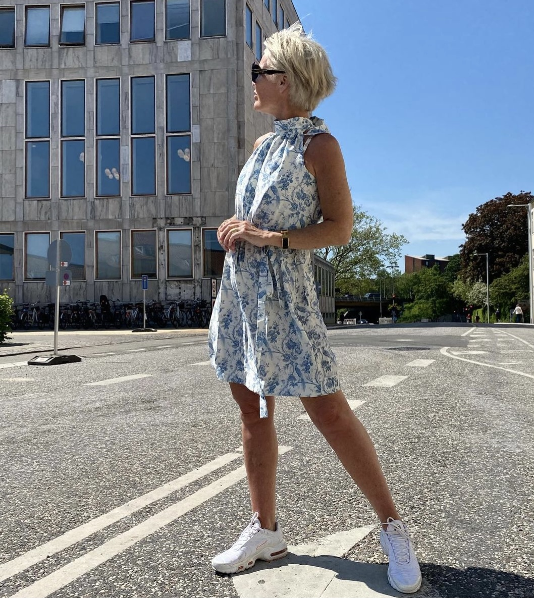 Constance Dress - Provence IMAGE BY ME KARMAMIA CPH