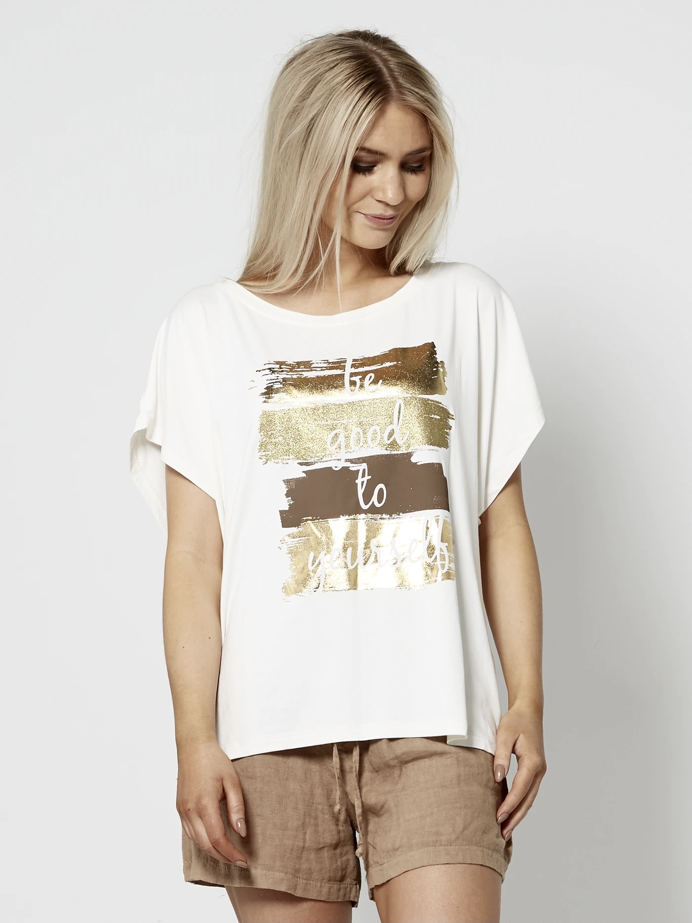 NÜ DENMARK Agnes T-shirt IMAGE BY ME