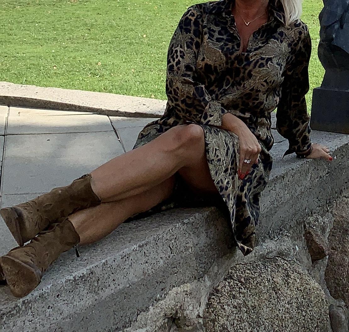 KARMAMIA Nakita Dress - Leo Paisley IMAGE BY ME