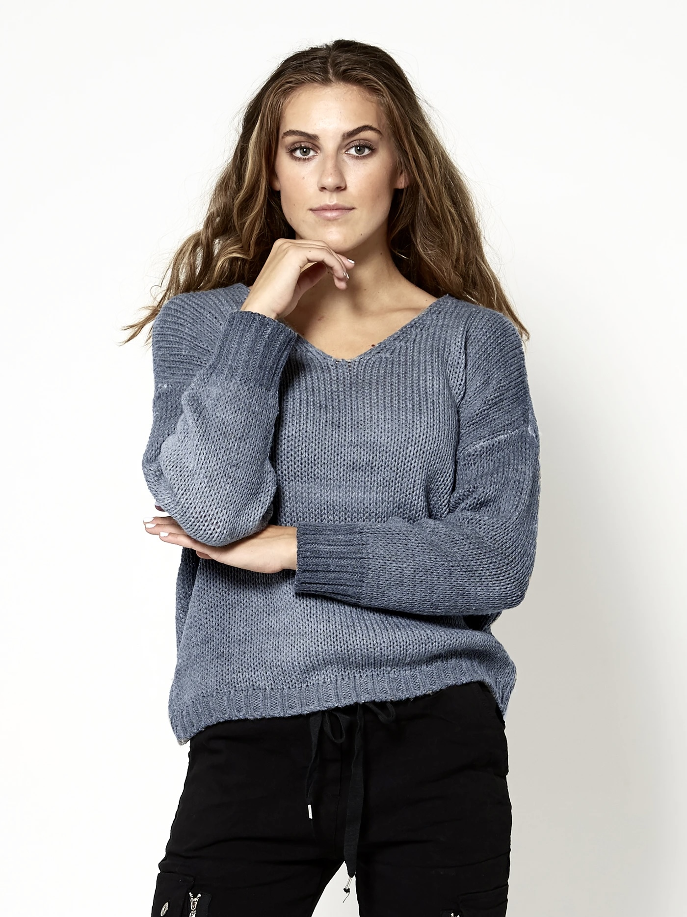 NÜ DANMARK Nikoline knit IMAGE BY ME
