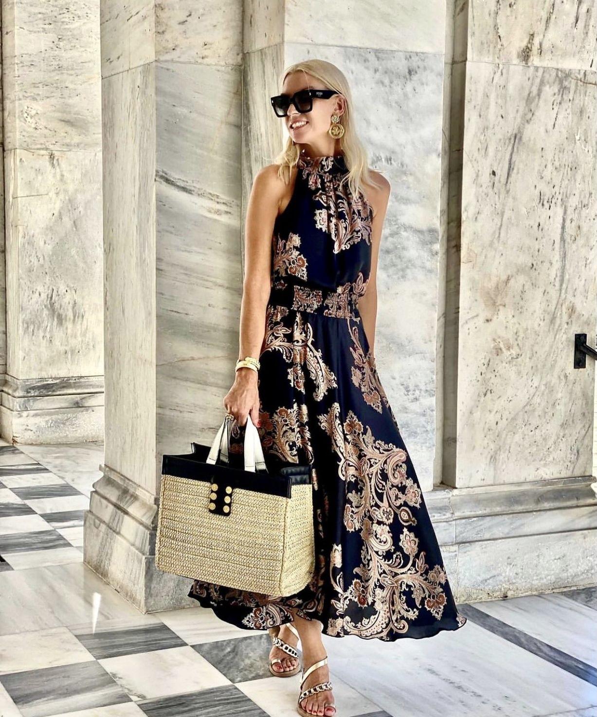 KARMAMIA Eloise Top – Pearson Paisley Blush IMAGE BY ME