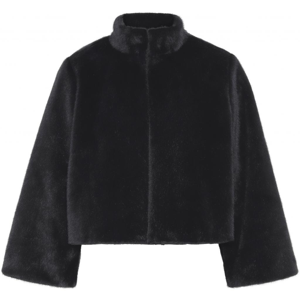 COSTA MANI Fake fur short jacket IMAGE BY ME
