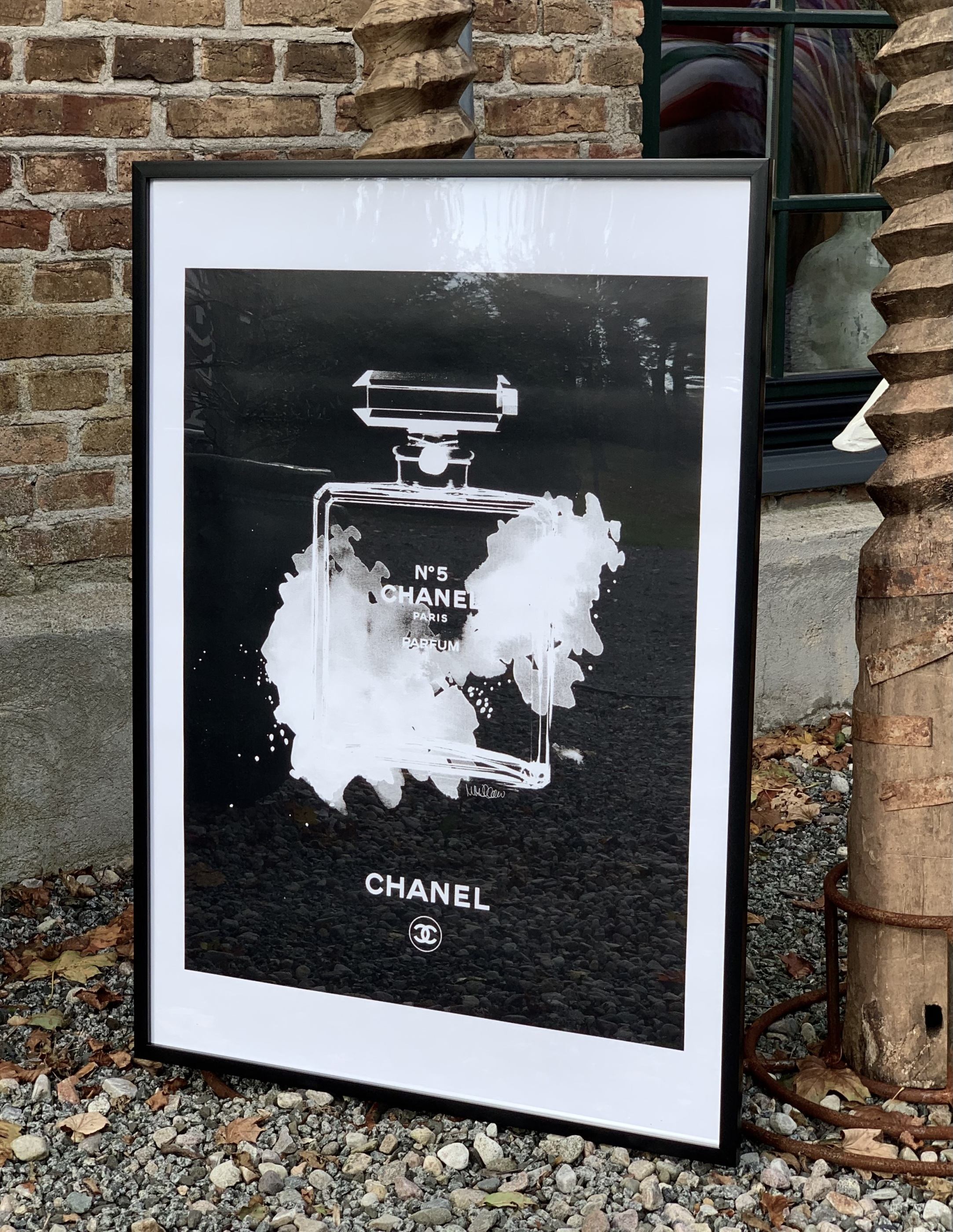 Chanel Bottle Invert IMAGE BY ME