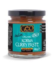 Currypasta Korma EKO& Vegan