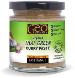 Currypasta Thai grön  EKO& Vegan