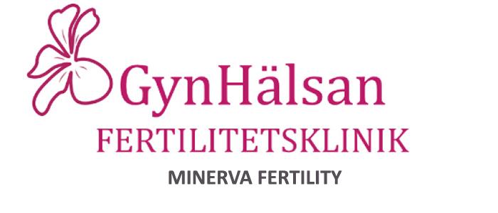 Mobil LOGO Minerva Fertility GynHälsan Fertilitetsklinik