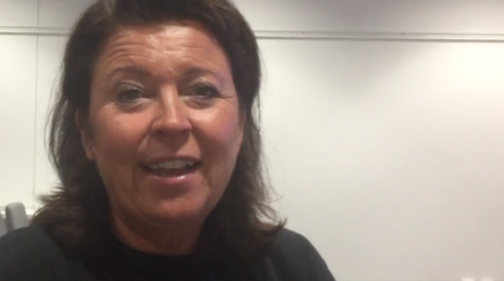 Anne Hesselgren pratar om framtidens vinnare inom handeln.