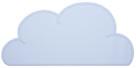 matplatsunderlägg moln