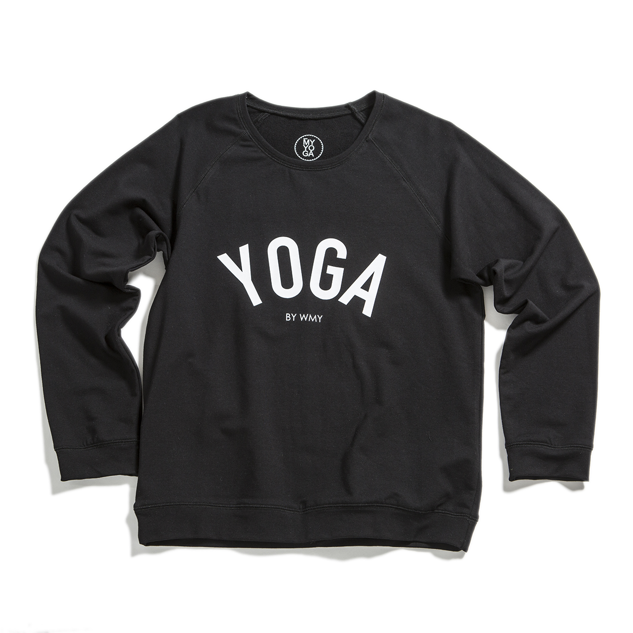 Yoga Sweater svart