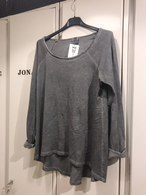 Vanilla jumper grey