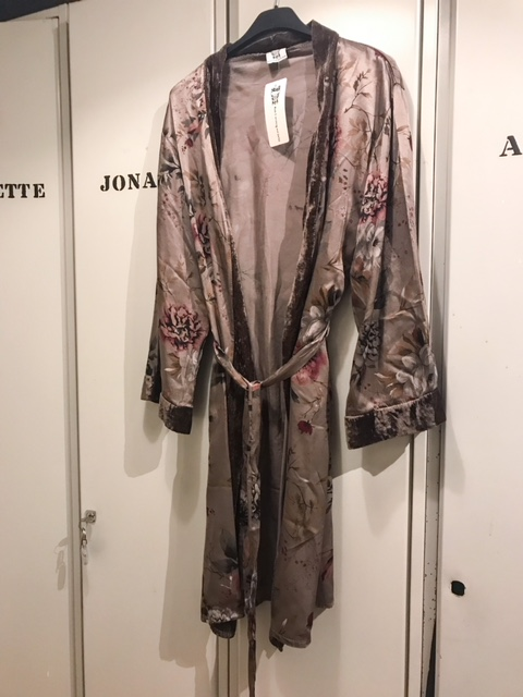 Kimono Flower Fango