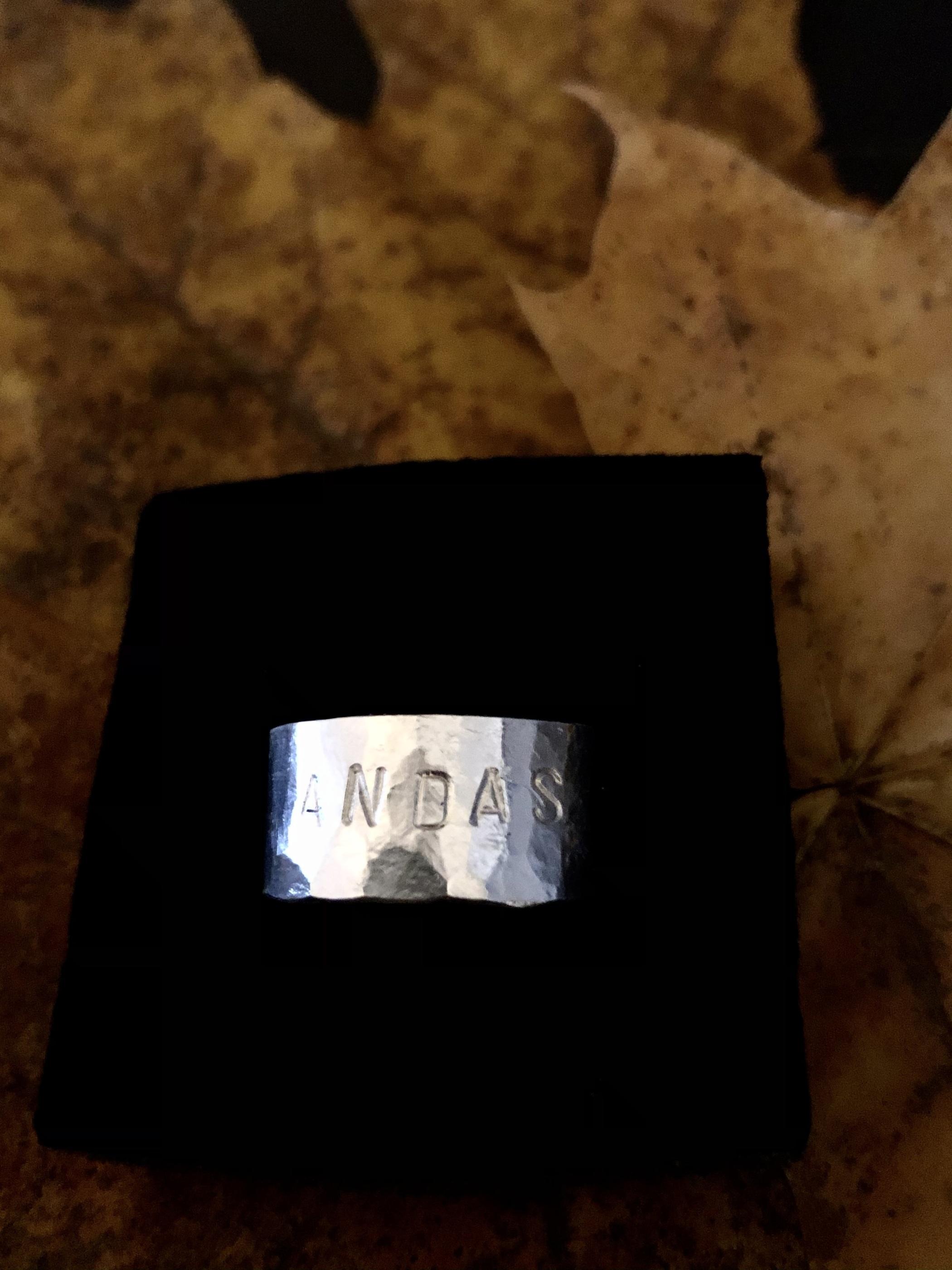 Hamrad ring ANDAS 2